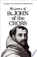Libro de The Poems Of Saint John Of The Cross