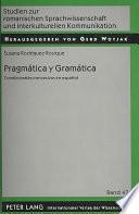 Libro de Pragmática Y Gramática