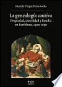 Libro de La Genealogía Cautiva