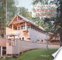 Libro de The Best Of American Houses