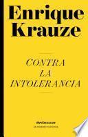 Libro de Contra La Intolerancia
