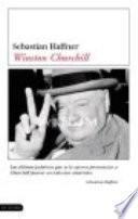 Libro de Winston Churchill