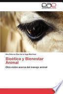 Libro de Bioética Y Bienestar Animal