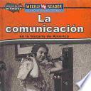 Libro de La Comunicación En La Historia De América