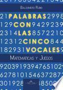 Libro de Palabras Con Las Cinco Vocales