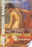 Libro de Jose Antonio Ramos, Itinerario Del Deseo