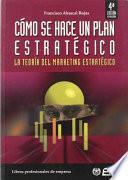 Libro de Cómo Se Hace Un Plan Estratégico