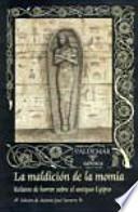 Libro de La Maldición De La Momia