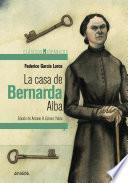 Libro de La Casa De Bernarda Alba