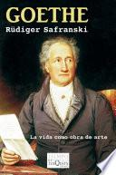 Libro de Goethe