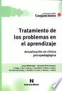 Libro de Tratamiento De Los Problemas En El Aprendizaje