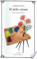 Libro de El Bello Verano