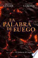 Libro de La Palabra De Fuego