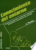 Libro de Conocimiento Del Entorno