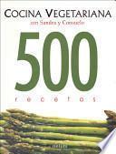 Libro de Cocina Vegetariana Con Sandra Y Consuelo