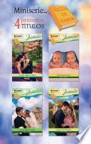 Libro de Pack Miniserie Recetas De Amor 1