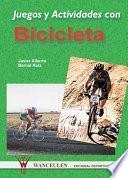 Libro de Juegos Y Actividades Con Bicicleta