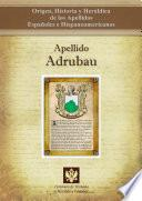 Libro de Apellido Adrubau