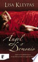 Libro de Ángel O Demonio