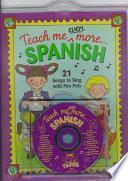 Libro de Teach Me Even More Spanish