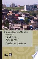 Libro de Ciudades Mexicanas