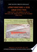 Libro de Aprendiendo A Ser Arquitectos