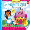 Libro de Lift A Flap Language Learners: The Enchanted Castle