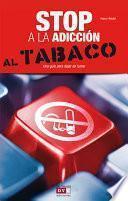 Libro de Stop A La Adiccion Al Tabaco