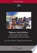 Libro de Mujeres (in)visibles