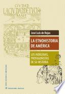 Libro de La Etnohistoria De América