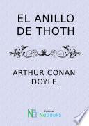 Libro de El Anillo De Thoth