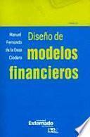 Libro de Diseño De Modelos Financieros (incluye Cd)