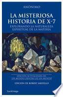 Libro de La Misteriosa Historia De X 7