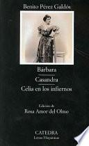Libro de Bárbara