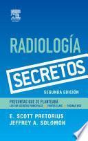 Libro de Serie Secretos: Radiología, Segunda Edición