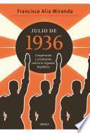 Libro de Julio De 1936