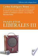 Libro de Panfletos Liberales Iii