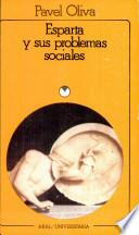 Libro de Esparta Y Sus Problemas Sociales