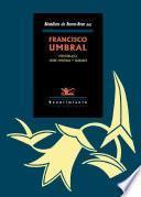 Libro de Francisco Umbral