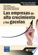 Libro de Las Empresas De Alto Crecimiento Y Las Gacelas