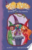Libro de Revuelo En La Escuela (makia Vela 8)