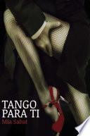 Libro de Tango Para Ti