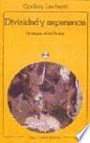 Libro de Divinidad Y Experiencia