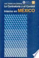 Libro de La Contraloría Y El Control Interno En México