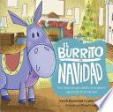 Libro de El Burrito De Navidad
