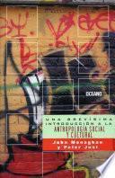 Libro de Una Brevísima Introducción A La Antropología Social Y Cultural
