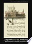 Libro de Memorias Histórico Artísticas De Arquitectura (1805 1808)
