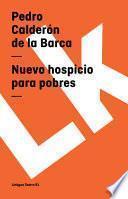 Libro de Nuevo Hospicio Para Pobres