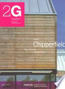 Libro de David Chipperfield