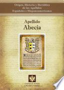 Libro de Apellido Abecia